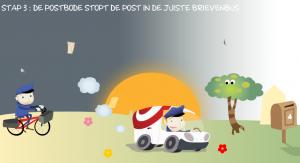 postbode 3